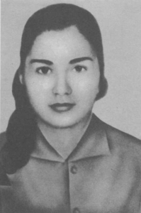 Maria Teresa Mirabal - hermanas Mirabal