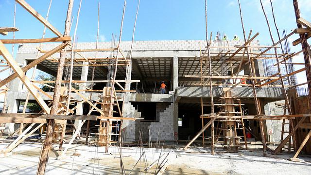 Construcción en Dominicana