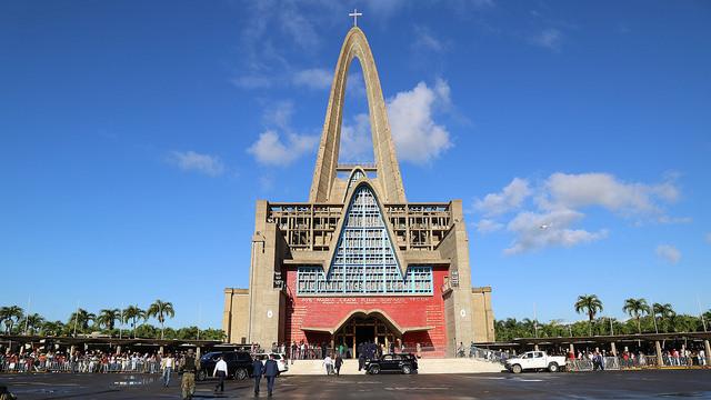 Basílica catedral de Nuestra Señora de la Altagracia- provincia La Altagracia
