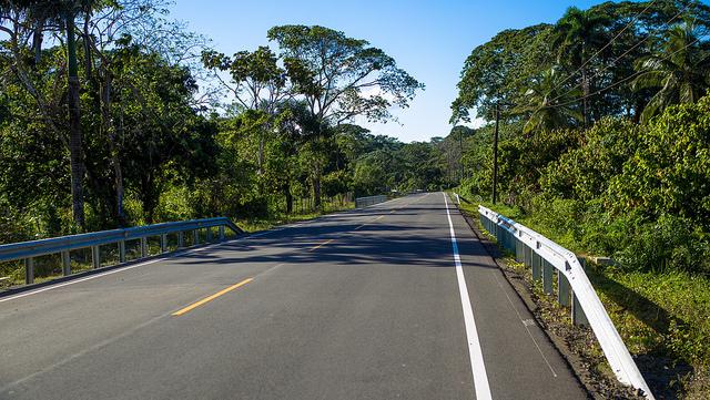 Carretera Miches - Sabana de la Mar, Hato Mayor