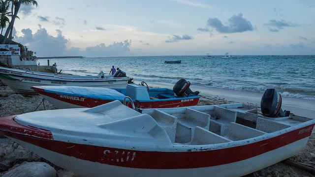 Playa El Cortecito, Bávaro. La Altagracia
