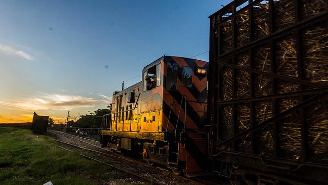 Ferrocarril La Romana