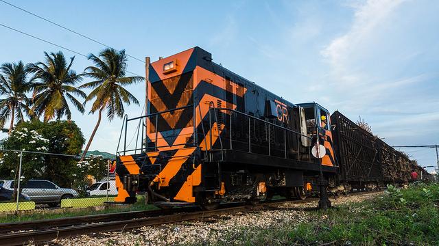 Ferrocarril de La Romana
