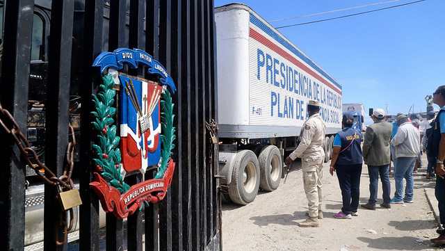 Frontera Jimaní, Independencia