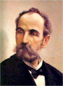 Educador dominicano Eugenio María de Hostos