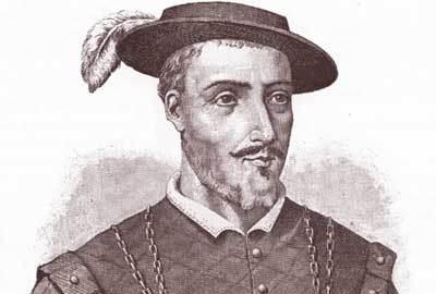Fundador de la villa de Salvaleón de Higüey en 1506.