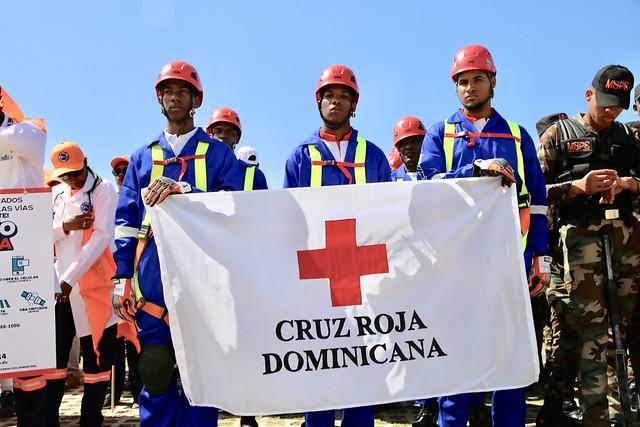 Cruz Roja dominicana