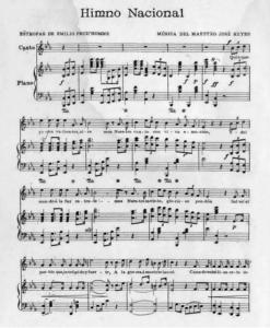 Himno Nacional Dominicano